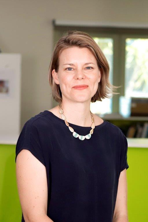 Anja Merilainen - Secondary School Principal